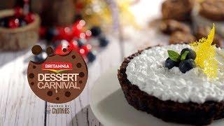 Blueberry Pie Recipe By Nandita Iyer | How To Make Blueberry Pie | Britannia Dessert Carnival