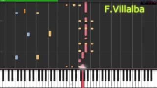 Tiempo de vals Chayanne Intrumental  Piano Synthesia