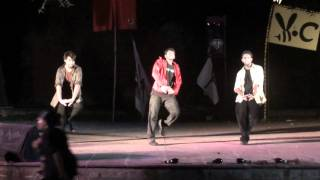 Urvashi... dance by DNA,NID monsoon fiesta .m2ts