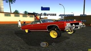 GTA SAN ANDREAS FODÁSTICO 2013 missão lowrider FULL HD 1080p