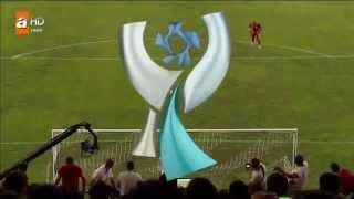 Fenerbahçe 3 - 2 Galatasaray 25 Ağustos 2014 Süper Kupa Penaltılar