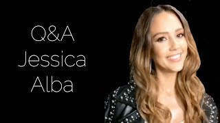 Q&A with Jessica Alba on Honest Beauty and Rebecca Minkoff