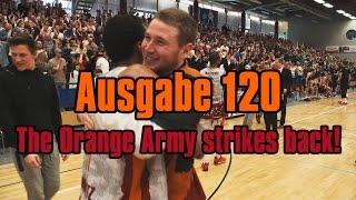 NINERS360 Ausgabe 120 - The Orange Army strikes back | R1 - NINERS Chemnitz vs. Gladiators Trier 3:2