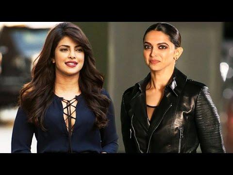 Xxx Mp4 Deepika Padukone Vs Priyanka Chopra Hollywood Battle Next Year 3gp Sex