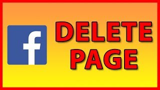 How to Delete a Page on Facebook - Tutorial (2019)