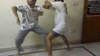 tunak tunak tun comic dance