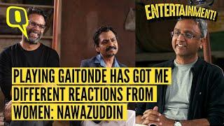 Sacred Games Season 2: Nawazuddin Siddiqui on Playing Ganesh Gaitonde   The Quint