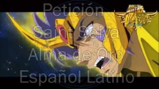 Alma de Oro: Español Latino (Petición)