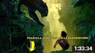 El libro de la selva Pelicula completa en español 2016