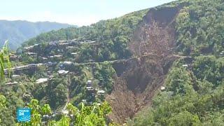 إعصار الفلبين يخلف مزيدا من الدمار والضحايا
