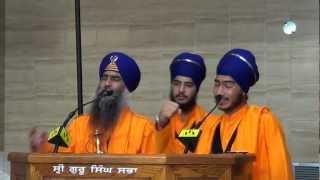 Bhai Mahal Singh Ji At Malton Guru Ghar Part 15