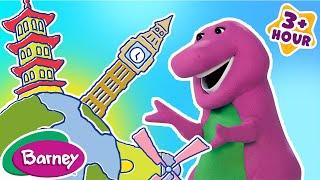 Barney - 9 Full Episode Compilation