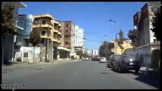Albania Kavaje korrik 2016 Qendra e Kavajës @ dalja nga Kavaja drejt Durresit