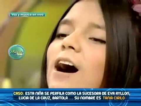 NIÑA PERUANA CANTA COMO LOS DIOSES Vol 1