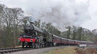 Keighley & Worth Valley Railway - Spring Steam Gala 2019