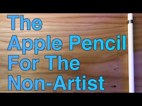 Xxx Mp4 The Apple Pencil For The NonArtist 3gp Sex