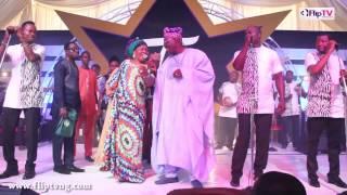 EBENEZER OBEY @ 75: ADEWALE AYUBA'S PERFORMANCE