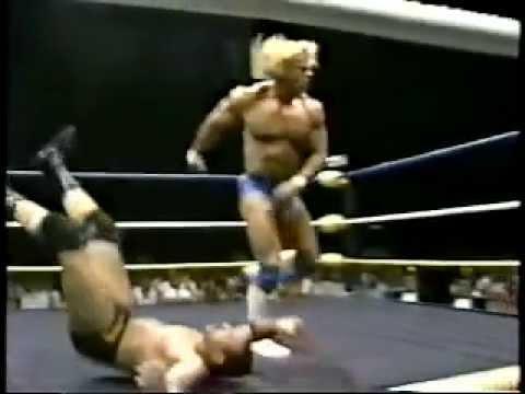 PH 9/8/89- Lex Luger vs Ranger Ross