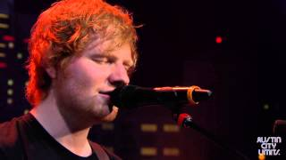 Austin City Limits Web Exclusive Ed Sheeran All Of The Stars