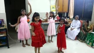 Malayalam Christian devotional dance kunjilam kaik