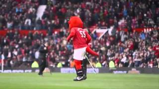 Google+ & Manchester United-The Front Row Fan Story