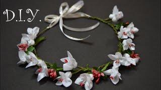 ✾ ❀ ❁ D.I.Y. Flower Crown Tutorial | MyInDulzens ✾ ❀ ❁