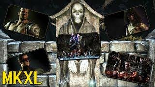 ВОЗВРАЩЕНИЕ В КРИПТУ • Mortal Kombat XL