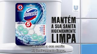 Domestos   Power 5 Hygiene