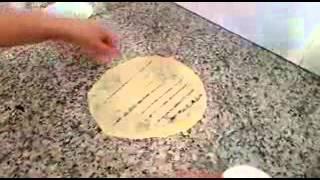 كيفية تحضير حلوة الغراف سهلة بطريقة نادية للطبخ والحلويات