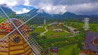 Bacolod Negros Occidental Campuestohan Highland Resort Talisay [ DJI Phantom 3 / Go Pro Hero 4 ]