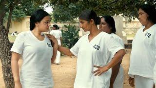 Convicts Tease Nithya Menon In Jail- Malini 22 Palayamkottai Movie Scenes
