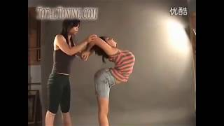 Extreme Contortion Stretching Compilation