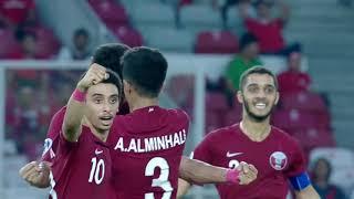 Qatar 7-3 (aet) Thailand (AFC U19 Indonesia 2018 : Quarter Final)
