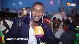 جمهور المنتخب الكاميروني في تصريحات طريفة قبل مواجهة الأسود بدونور