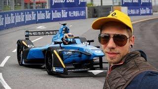 Электрическая Formula 1, Renault ZOE и развитие электротранспорта