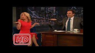 [Talk Shows]Beer Pong with Kelly Ripa and Jimmy Fallon