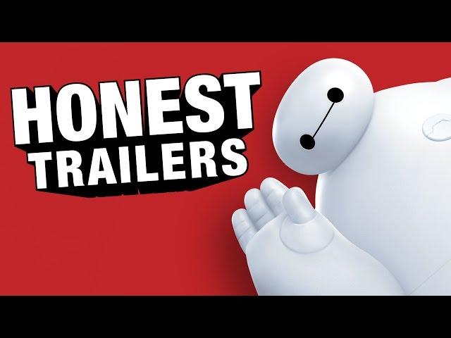 Honest Trailers - Big Hero 6