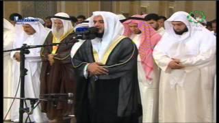 #مشاري_راشد_العفاسي - سورة القيامة مؤثرة ومبكية من المسجد الكبير لعام 1435هـ - Mishari Alafasy