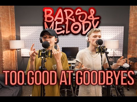 Sam Smith Too Good At Goodbyes Bars and Melody COVER