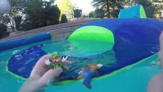 PMB: Summer Special 2016: Mario & Luigi's Pool Party