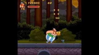 SNES Longplay [285] Asterix & Obelix