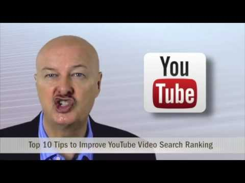 YouTube Video Search Rankings - 10 tips to improve results