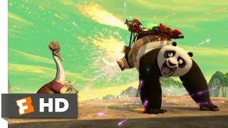 Kung Fu Panda (2006) - The Dragon Warrior Trials Scene (2/10) | Movieclips