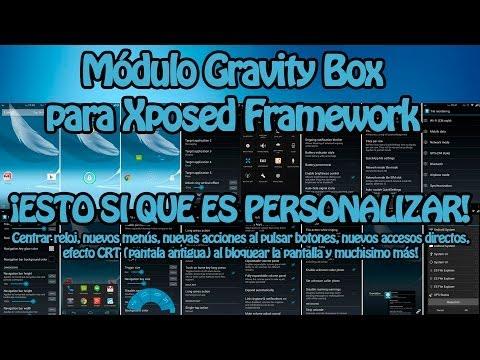Gravity Box: Personalización Android al Máximo con este módulo de Xposed Tutorial completo Root Only