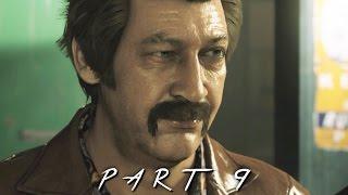 MAFIA 3 Walkthrough Gameplay Part 9 - Burke (Mafia III)