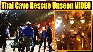 Thai Cave Rescue के Unseen Video को देख कर आप भी Tahi Navy SEAL को सलाम करेंगे | वनइंडिया हिन्दी