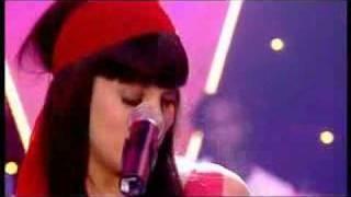 Lily Allen - Smile - Live