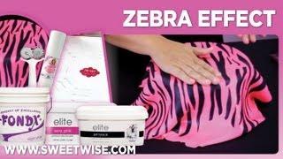 Zebra Stripe by www.sweetwise.com