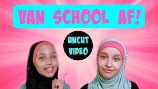 WE GAAN VAN SCHOOL AF! UNCUT VIDEO