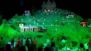 KONNAGAR Dharmo danga Durga Puja pandal 2016